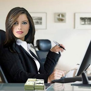 ambitious petite women in business