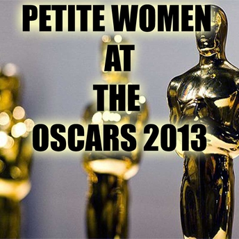 Best and worst dressed Petite women at the Oscars 2013