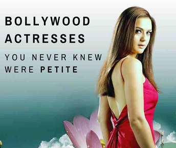 Bollywood Actresses You Never Knew Were Petite