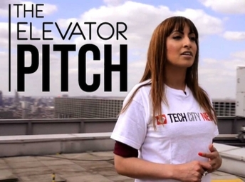Jeetly's Elevator pitch for Tech City Startups London