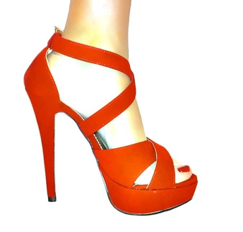 strap heels for petite women
