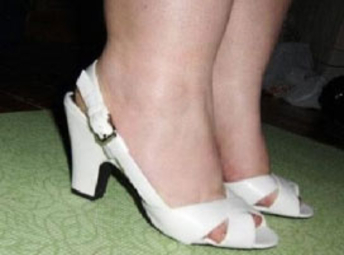 thick ankles