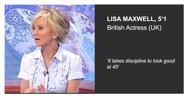 Lisa maxwell on tv wearing jeetly petite
