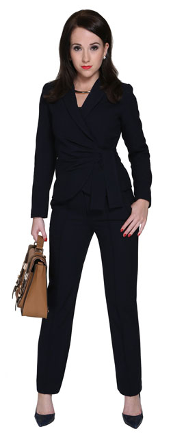 suits for teachers who are petite