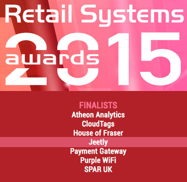 retail systems award 2015 finalist