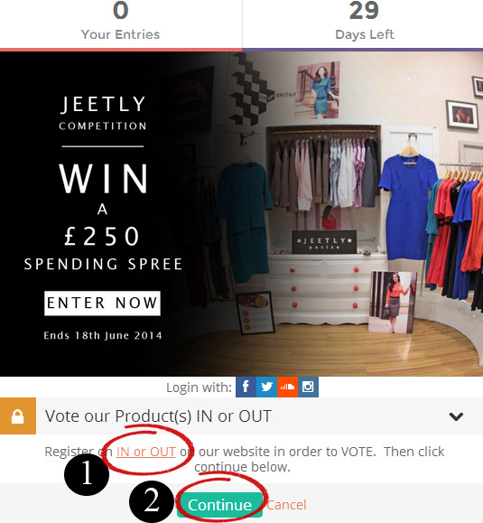 competition jeetly entry spending spree offers win summer