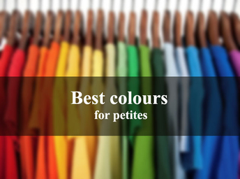 The Best Colours For Petite Women