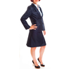 Petite Navy Blue suit skirt
